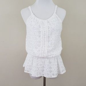 Nicole by Nicole Miller Lace Blouse